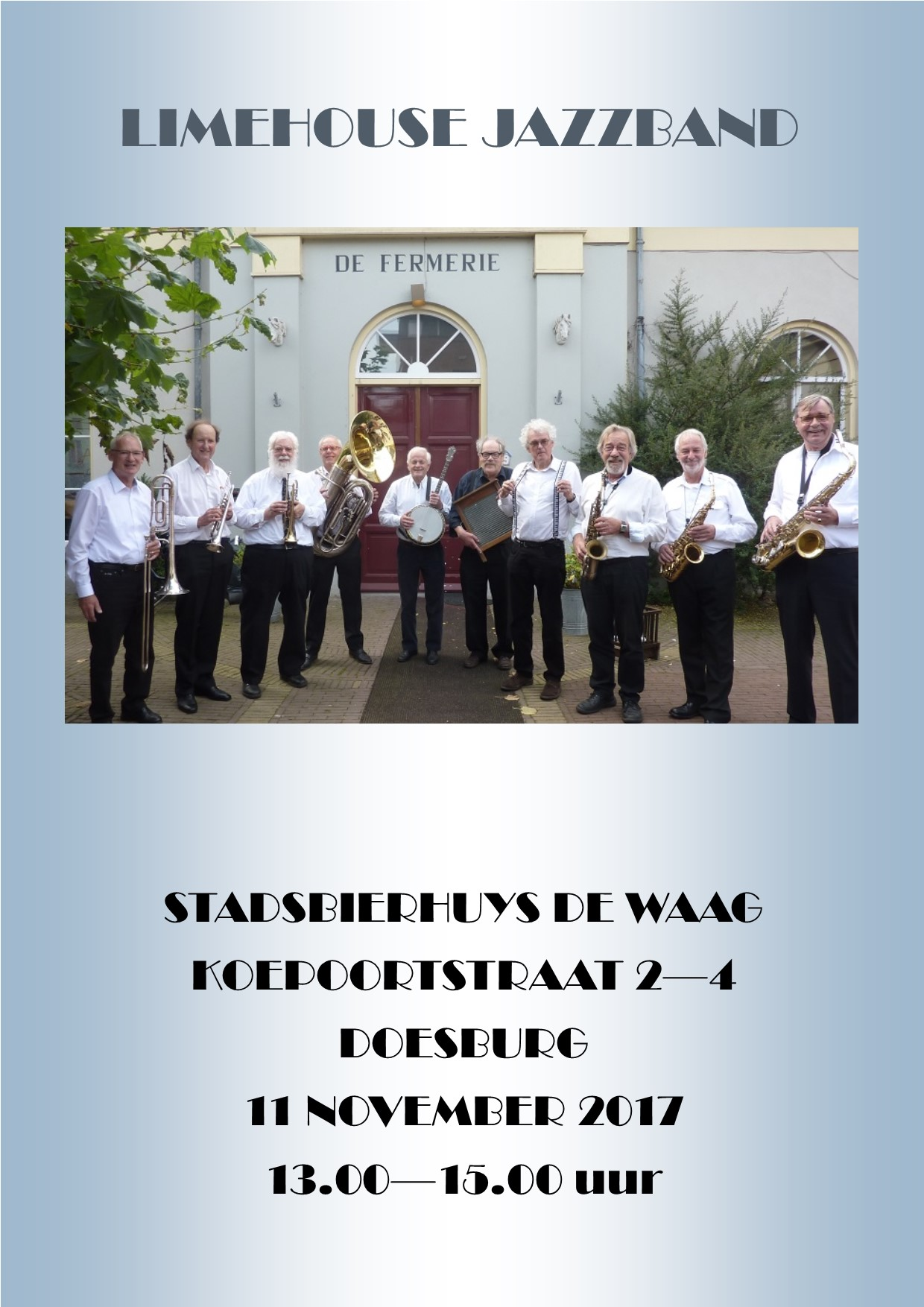 Affiche LHJB 1c Doesburg